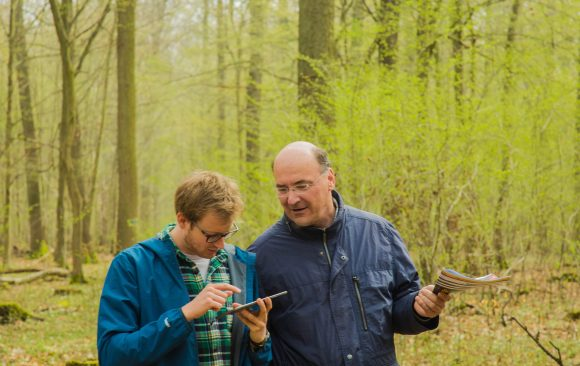 """""""Dialogue with interest groups in the forest needs to be intensified"""" – an interview with Thomas Haußmann"""