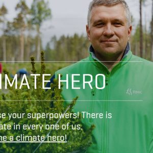 Take a look at this RMK initiative to become a climate hero!